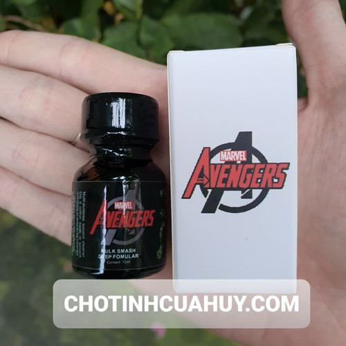 POPPER AVENGER 10ML