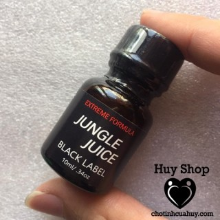 POPPER JUNGLE JUICE BLACK 10ML MẠNH MẼ
