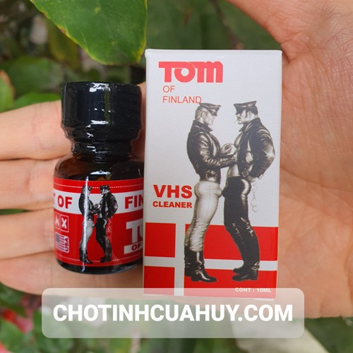 POPPER TOM ĐỎ SM 10ML